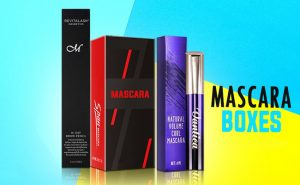 Custom Mascara Boxes- Fall Your Customers In Love With Your Brand